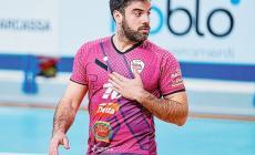 Enrico Zorzi rimane alla Delta Volley Porto Viro