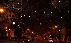 Neve sull'Alto Polesine. Caos in A13: spargisale in azione