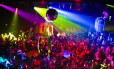 Spray al peperoncino in discoteca