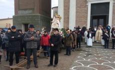 Madonna del Vaiolo, un corteo da 3mila persone