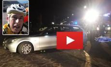 Schianto auto-scooter, muore un uomo di mezza età