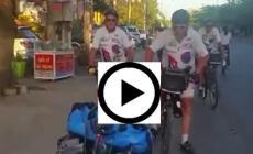I Free Bikers arrivano al Sud