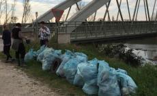 Scuole in campo per pulire Badia