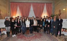 Studenti eccellenti premiati <br/> con le borse di RovigoBanca