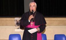 Ultima Pasqua per il vescovo <br/> Lucio Soravito annuncia l'addio