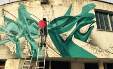 Quando un murales<br/>ti cambia la vita