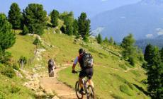 In bicicletta sulle Dolomiti <br/>per itinerari in alta quota