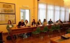 Il sindaco Barbujani e la sua giunta <br/> per salvare l'ufficio del giudice di pace