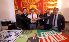 Forza Italia e Lega Nord <br/>insieme per Bergamin
