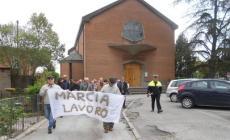 Marcia del lavoro del Primo Maggio  <br/>Carbonara sempre in prima linea