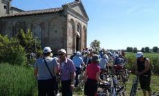 25 aprile in bicicletta alla casa di Matteotti