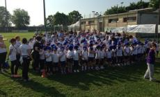 I Giochi sportivi animano Canaro <br/> grande partecipazione degli alunni