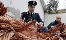 Tenta di rubare cavi di rame <br/>41enne veronese preso dai carabinieri