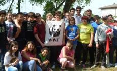 Educazione ambientale<br/>il Wwf guida gli alunni