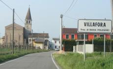 Una piazza vera e propria <br/> per gli abitanti di Villafora
