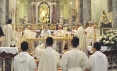 Tutti attorno alla Madonna Nera <br/> molti fedeli alla festa del Trasporto