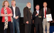 Splende la stella dello Skating Club<br/>la società premiata a Verona