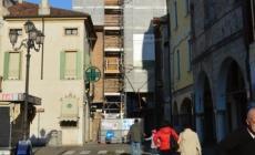 Torre civica, un altro mese di cantiere <br/> il fine lavori slitta a luglio