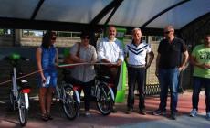"""Il bike sharing arriva a Melara <br/> lungo il percorso """"Un Po di bici"""""""