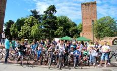 Rovigo riscopre l'amore per i pedali <br/> centro storico invaso dalle biciclette