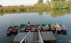 Reti da pesca lungo il collettore<br/>la denuncia dei pescatori