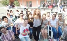 Il Cipriani incontra Simona Atzori <br/> lezione di vita per 800 studenti