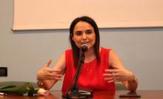 """Nadia Romeo si appella agli elettori <br/> """"Presto almeno 500 posti di lavoro"""""""