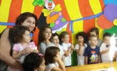 Un circo di emozioni <br/> per la scuola dell'infanzia