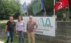 I lavoratori di Veneto Agricoltura <br/> contro i tagli alle giornate lavorative