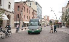 Corso del Popolo aperto <br/>  prime crepe in giunta