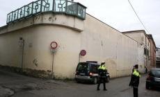 Al posto delle mura dell'ex carcere un parcheggio. E cambio di viabilità