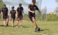 La nazionale tedesca U15 di baseball <br/> impegnata in un tour a Rovigo