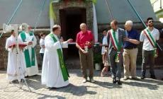 Rottanova ritrova il campanile <br/>durante la festa del Sangue prezioso