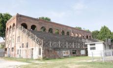 Il tempio del calcio preda dei rovi<br/> la tribuna del Gabrielli cade a pezzi
