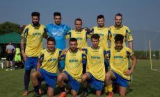 """Le Ombre trionfano al """"12 ore talloni roventi""""<br/> grande festa al campo sportivo di Bellombra"""