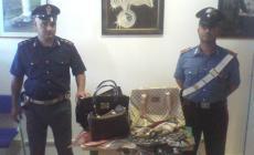 Lotta all'abusivismo a Rosolina <br/> mille prodotti contraffatti sequestrati