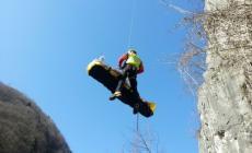 Giornata di fuoco sulle montagne <br/> decine di chiamate al Soccorso alpino