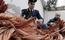Tentato furto in un'azienda di Arquà<br/> ladri provano a rubare cavi di rame