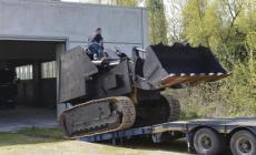 Sequestro del tanko 'indipendentista'<br/> oggi la prova balistica al Ris di Roma