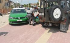Controlli della Forestale a Rosolina <br/> per contrastare il commercio abusivo