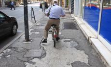 Rovigo, città inaccessibile <br/> per pedoni e biciclette