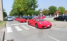 Adria invasa dalle Ferrari<br/> e il fascino del cavallino rampante