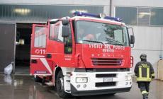 Auto in fiamme in A13 <br/> quattro chilometri di coda