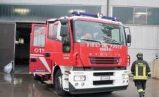 Casa in fiamme e rischio esplosione <br/> evacuate una ventina di abitazioni