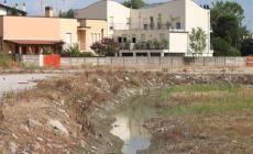 Dopo l'acquazzone di Ferragosto <br/> ritornato gli acquitrini in città
