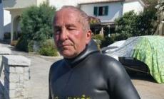 Venerino Tosini re del mare <br/> L'ironman polesano doma il Tirreno