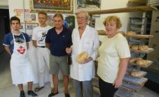 Il pane pulito diventa un brevetto <br/> riconoscimento per Cavallari