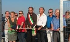 Inaugurato il nuovo Ecocentro <br/> Mancin e Siviero soddisfatti