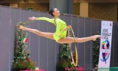La polesana Alessia Maurelli <br/> medaglia d'oro ai mondiali di ritmica