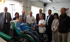 Un nuovo ellettrocardiografo <br/>  donato dalla locale sezione Avis